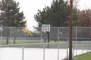 Public Basketball Court